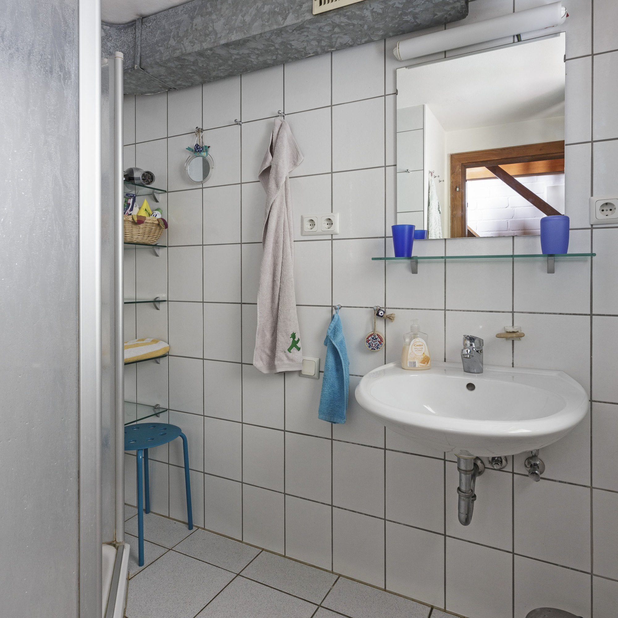 Dorweiler Bad mit Dusche